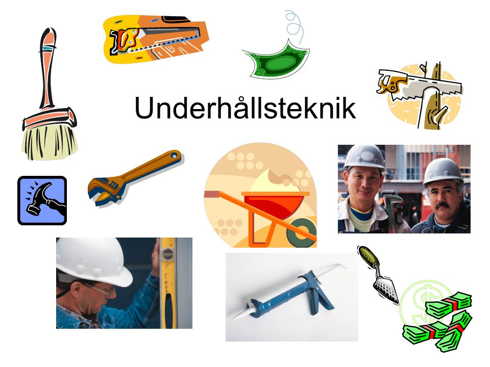 Driftsäkerhet Drift- säkerhet Funktions- säkerhet Underhålls- mässighet Underhålls- säkerhet ProduktegenskaperOrganisationsegenskaper Om inte annat angett: definitioner från SS-EN 13306, 2001