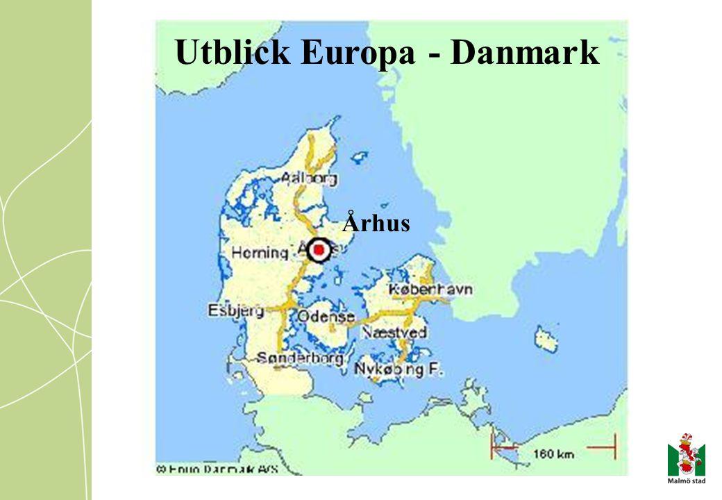 Utblick Europa - Danmark Århus
