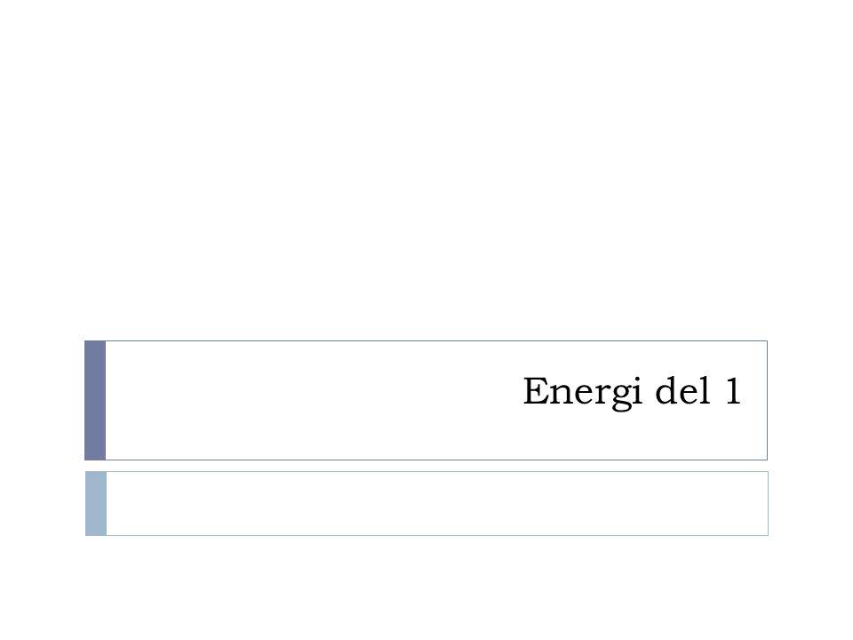 Energi del 1