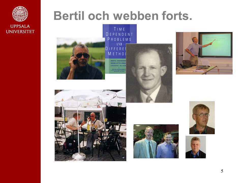 5 Bertil och webben forts.