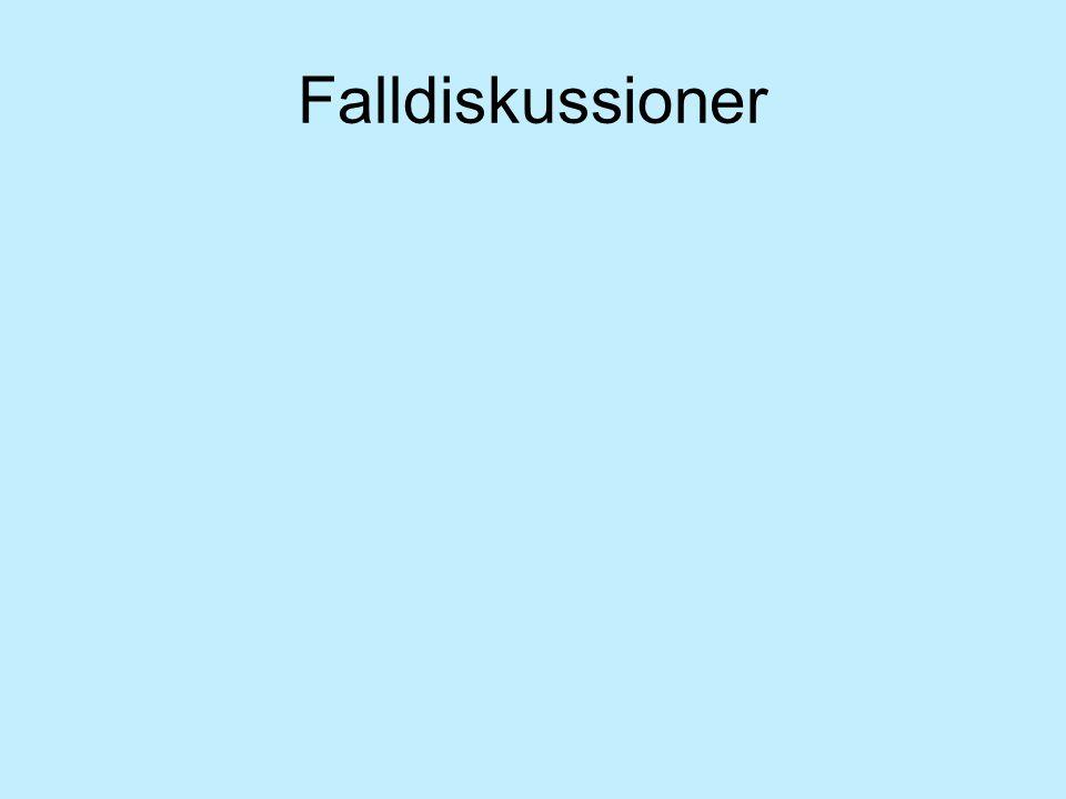 Falldiskussioner