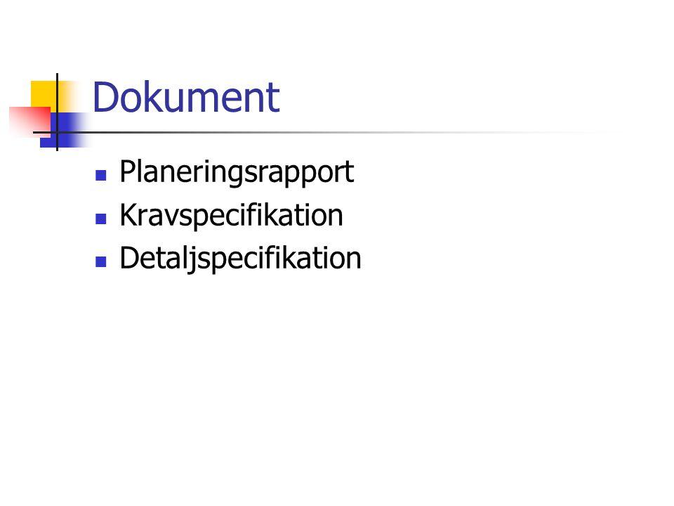 Tidsplan V.18V.19V.20V.21V.22V.23V.24V.25V.26V.27V.28V.29V.30 Dokumentation Informationsinsammling/ utbildnind Kravspecifikation Design Utveckling Testning Mjukvaru-setup/ Komponent-hantering