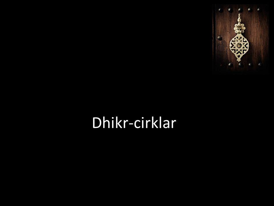 Dhikr-cirklar