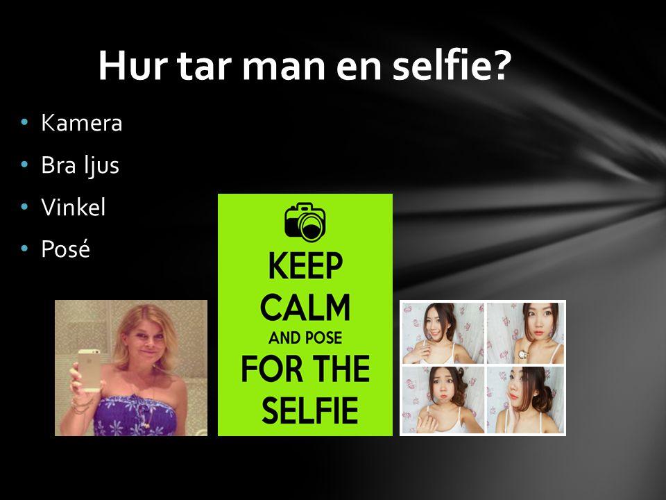 Foto Dig själv Ansikte Med/utan vänner Vad är en selfie?