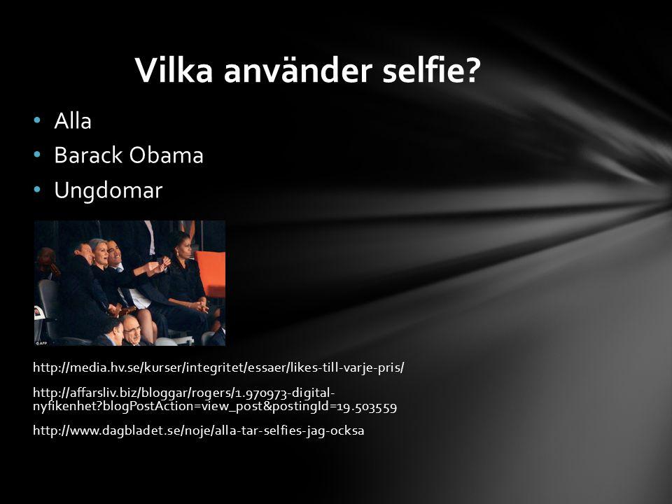 Badrum Sovrum Stökigt/smutsigt Dagen/ljust Kvällen Gymmet Vart och när tar man en selfie?