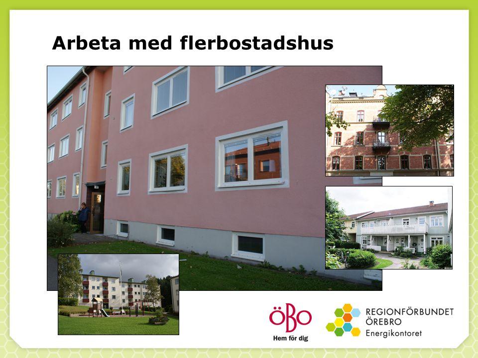Program BRF Energiklok Så jagar ÖBO energitjuvar Gemensam diskussion och guldkorn Utvärdering