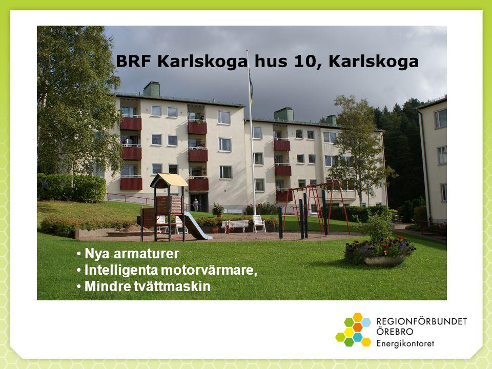 BRF Kråksången, Örebro Isolering av vind