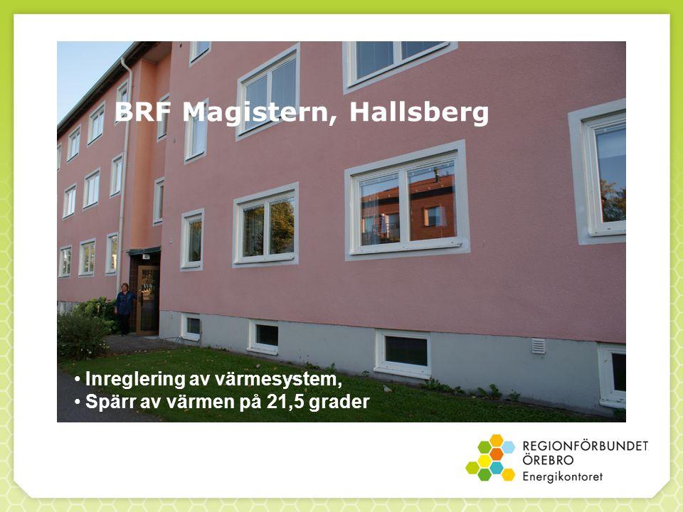 BRF Silvergranen, Fjugesta Nya takfläktar sparar 90 000 kronor per år,