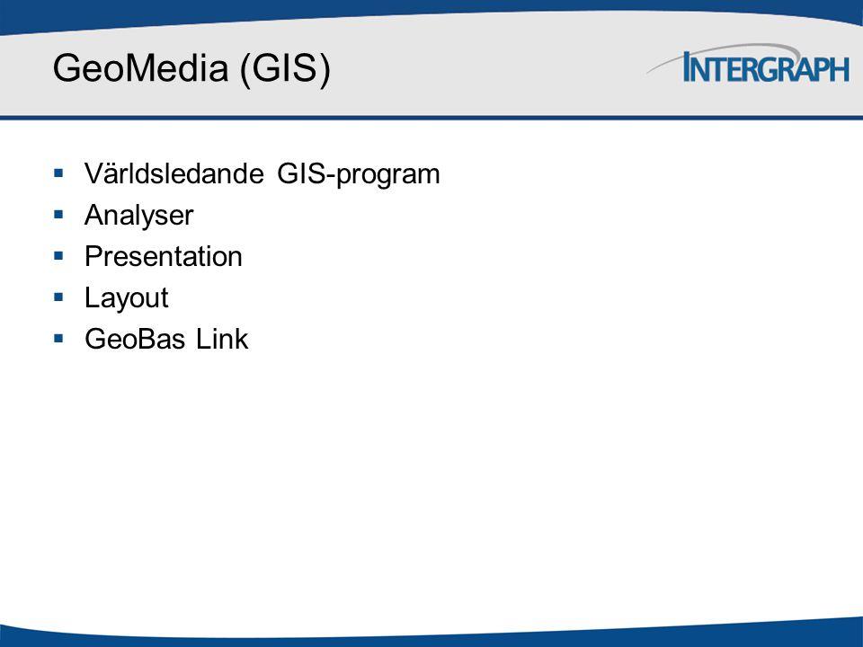 GeoBas Link  Inloggning i GeoBas  Åtkomst till alla data och inställningar i GeoBas-systemet