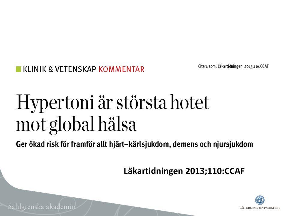 Läkartidningen 2013;110:CCAF