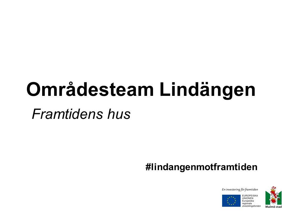 Områdesteam Lindängen Framtidens hus #lindangenmotframtiden