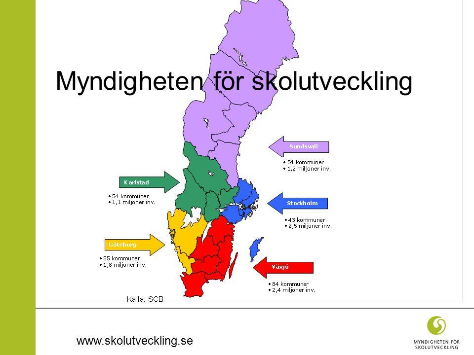 www.skolutveckling.se Myndigheten för skolutveckling