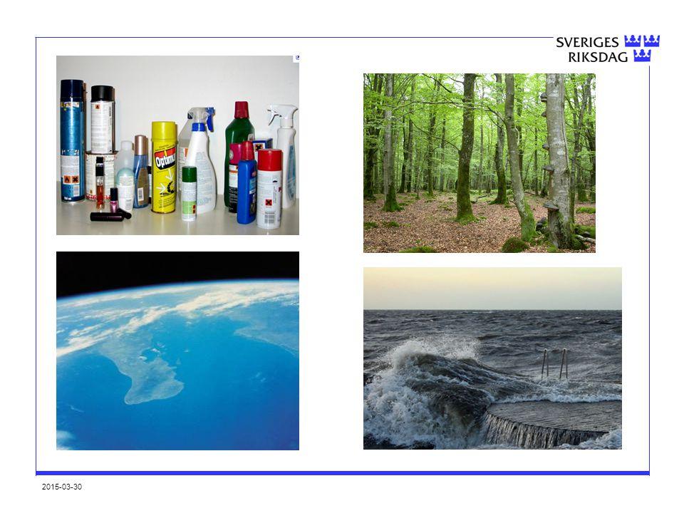 2015-03-30 Förslag till etappmål om farliga ämnen Etappmål om särskilt farliga ämnen.
