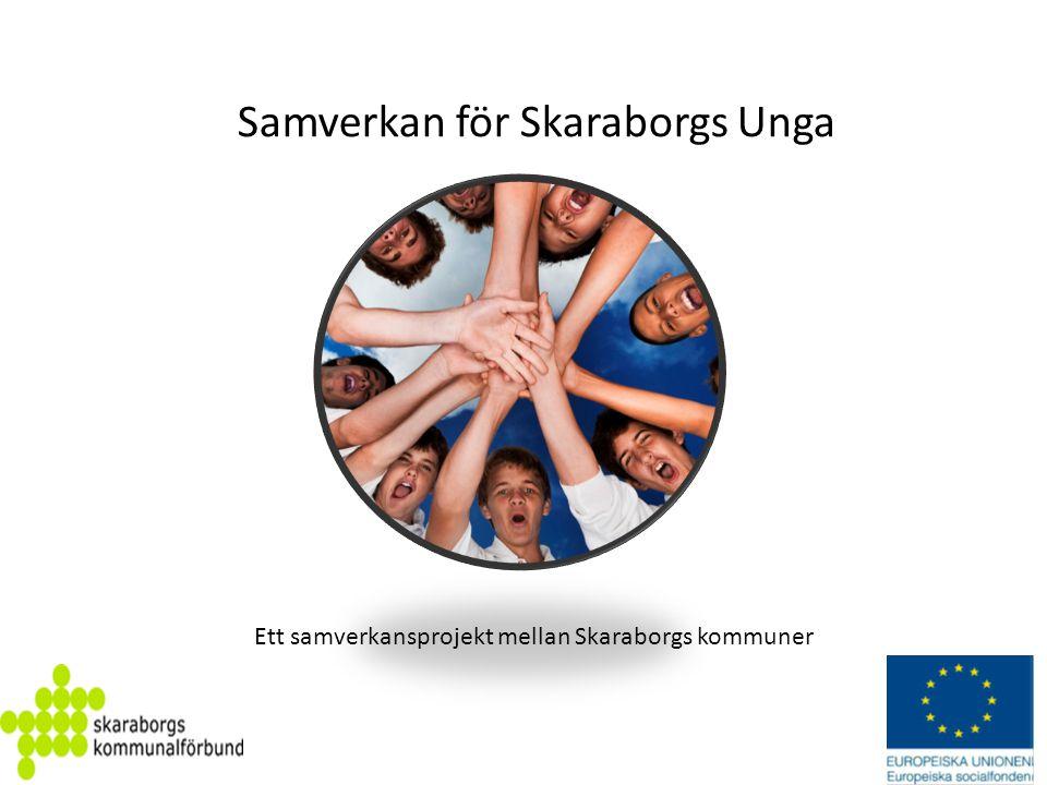 Samverkan för Skaraborgs Unga Ett samverkansprojekt mellan Skaraborgs kommuner