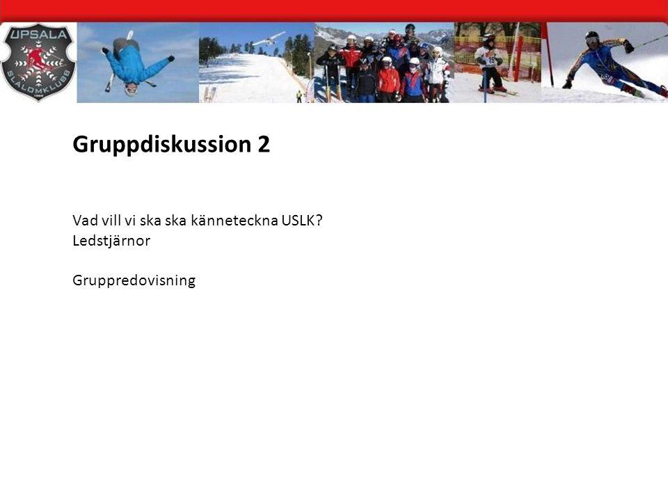 Summering: Ambitionen är att presentera ett förslag till USLKs program mot mobbing, trakasserier och kränkande behandling i samband med DM lägret i Björnrike i januari.