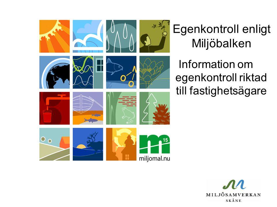 Tips MIBB- Miljöinventering i befintlig bebyggelse Exempel på riskinventering av fastigheter www.miljosamverkanskane.se www.miljosamverkanskane.se
