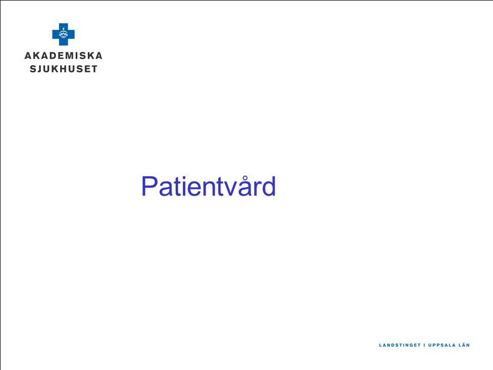Patientvård