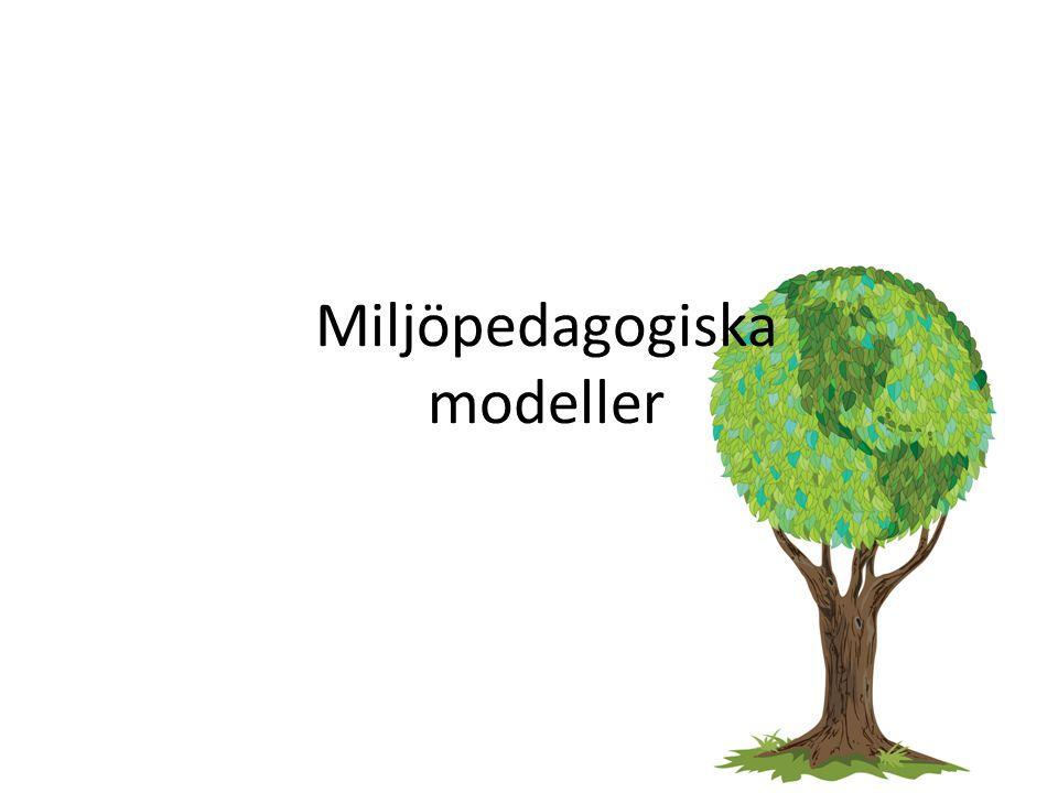 Miljöpedagogiska modeller