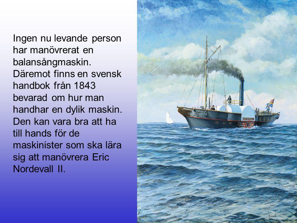 Typ: Fiolfartyg (indragna skovelhjul) Antal spant: 58 st Längd:28,6 meter Deplacement:150 ton Största bredd:6,5 meter Bordläggningsbredd vid hjul:4,3
