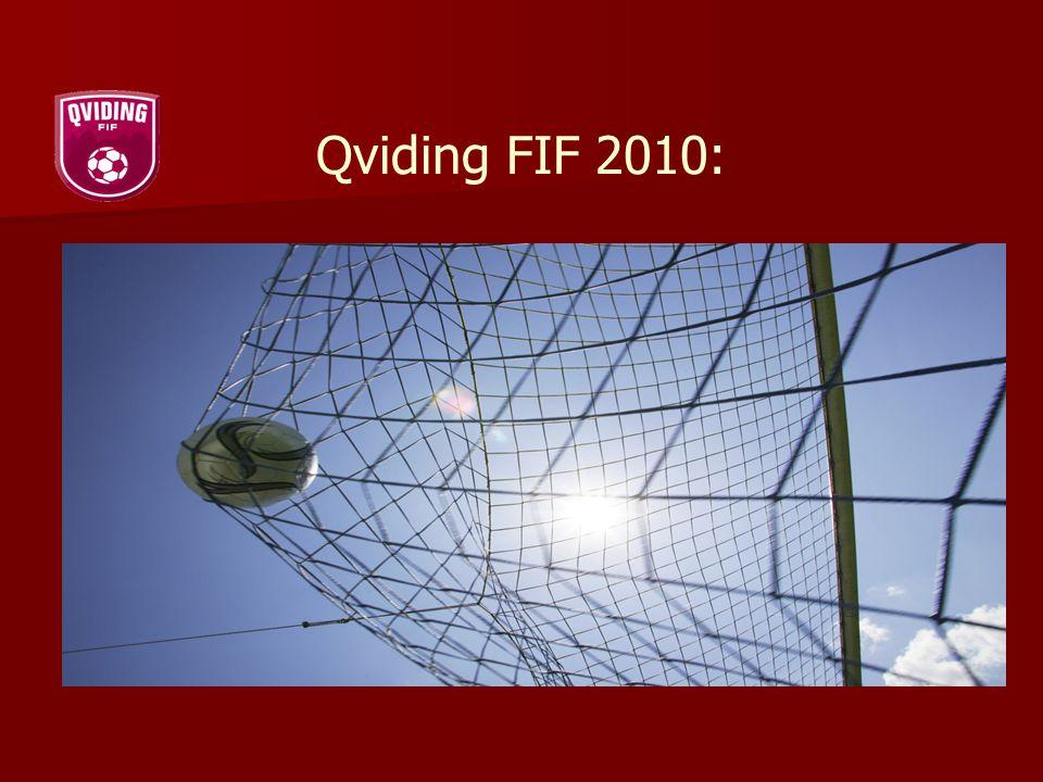 Qviding FIF Mål Härlanda Park: Under året starta upp bygget med vår nya klubbstuga och anläggning, Härlandavallen, vid Härlanda Park.