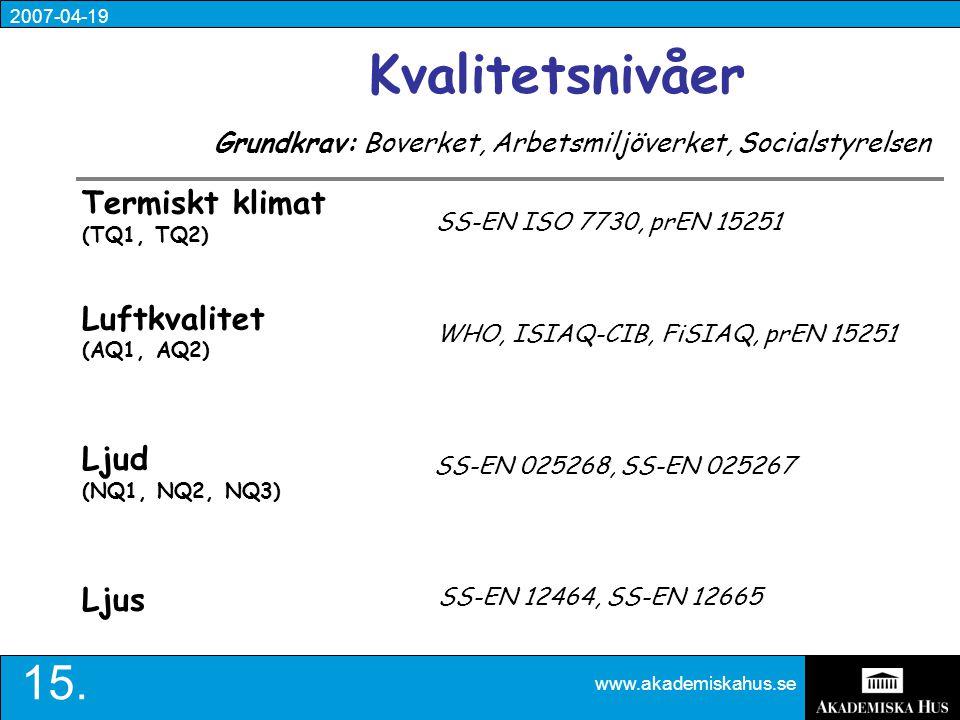 2007-04-19 www.akademiskahus.se 15.