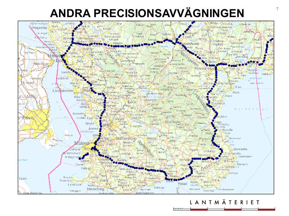 7 ANDRA PRECISIONSAVVÄGNINGEN