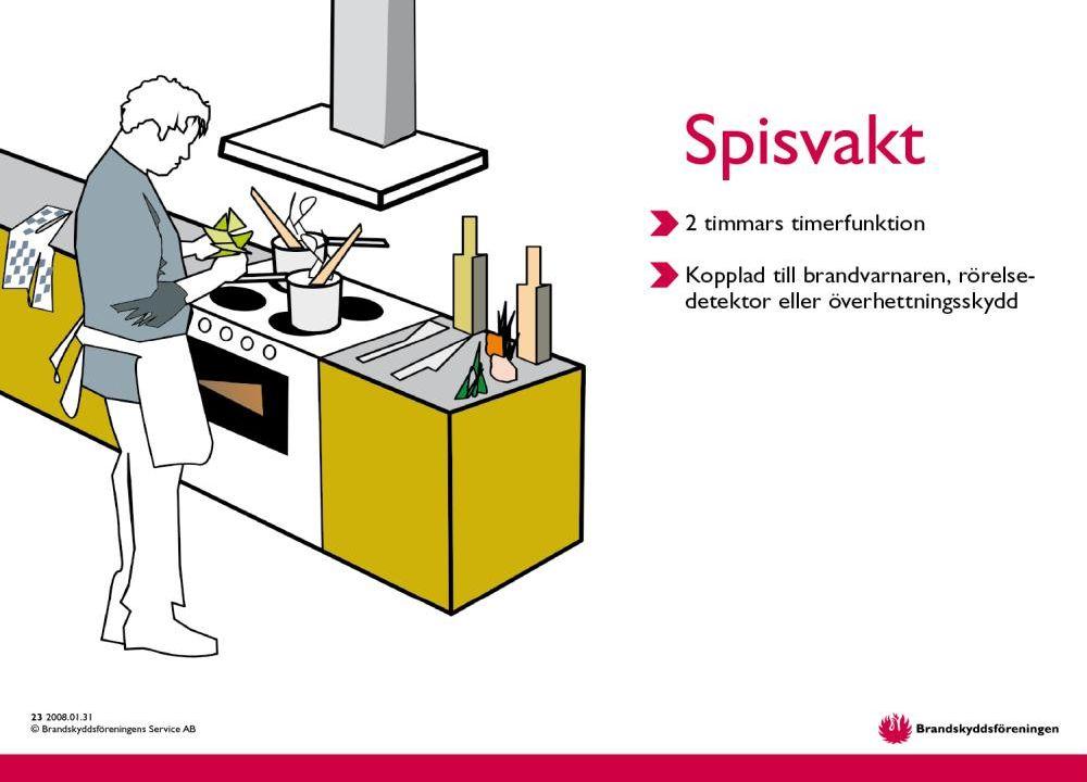 © Brandskyddsföreningens Service AB 15. 2015-03-31