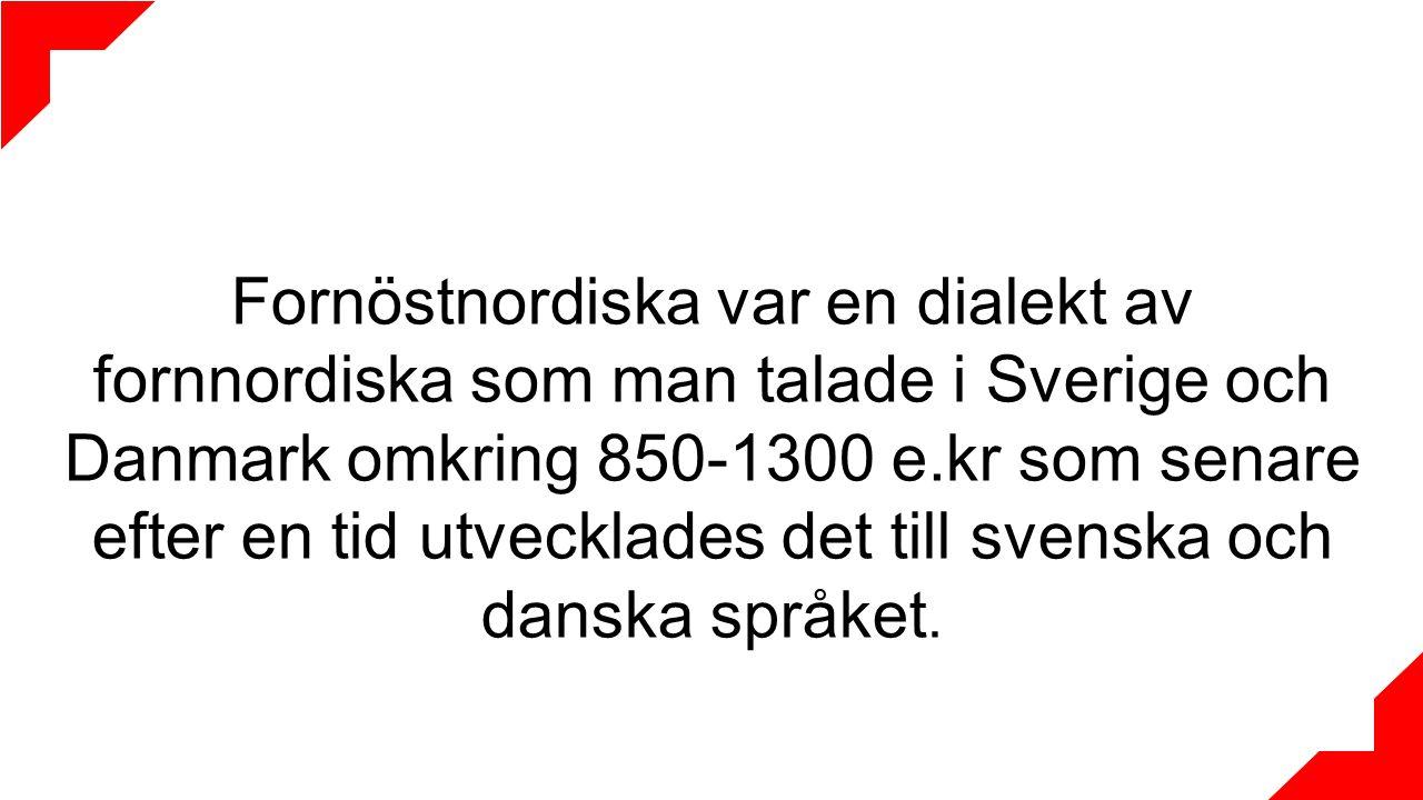 Danska är ett nordiskt språk som är ett officiellt språk i Danmark och modersmål för flera danska medborgare.