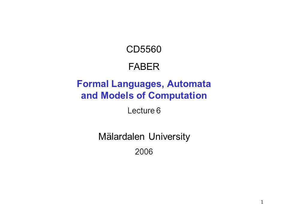 92 grammar Parser input string derivation