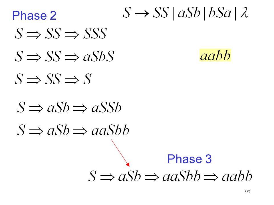 97 Phase 2 Phase 3