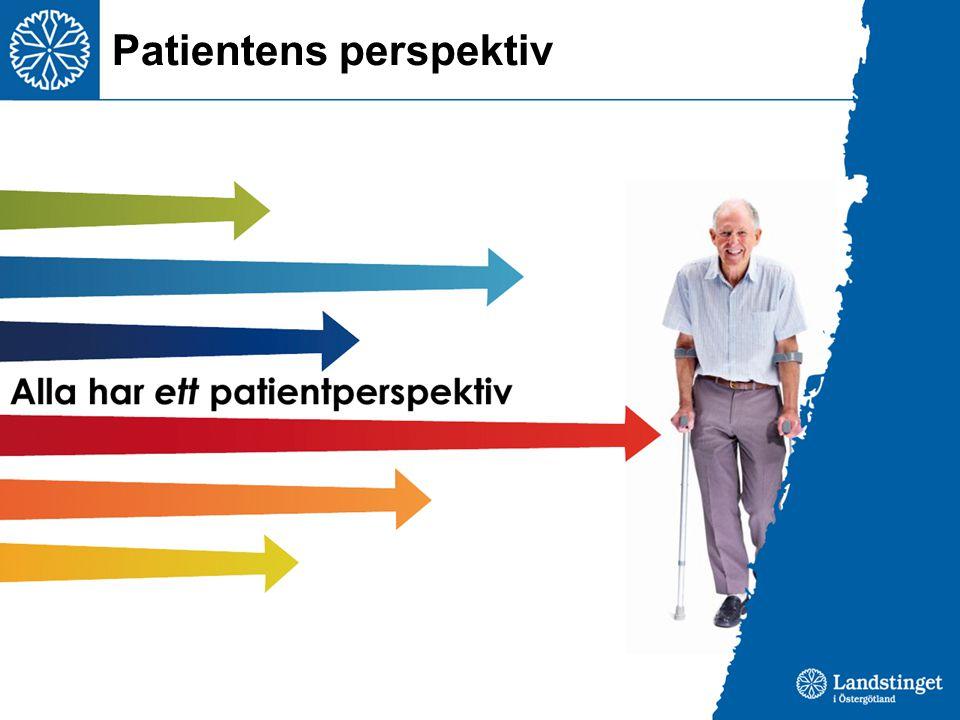 Patientens perspektiv