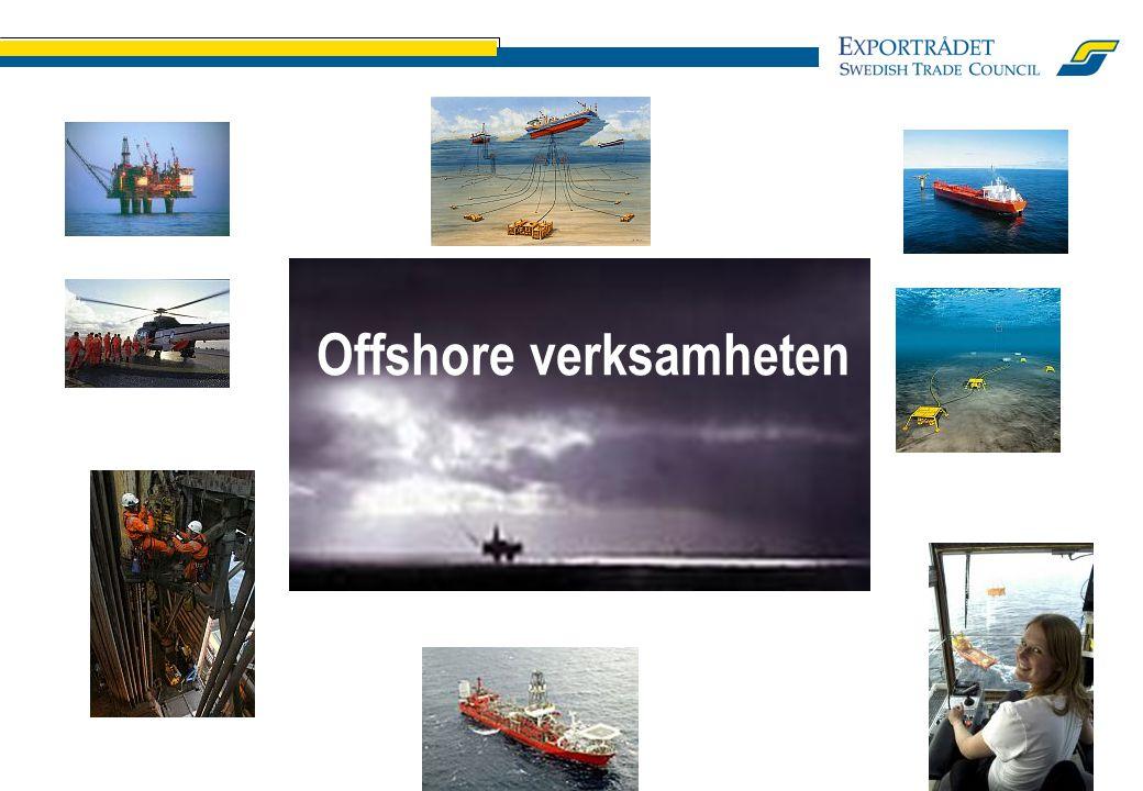 Offshore verksamheten