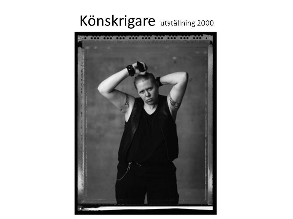 Könskrigare utställning 2000