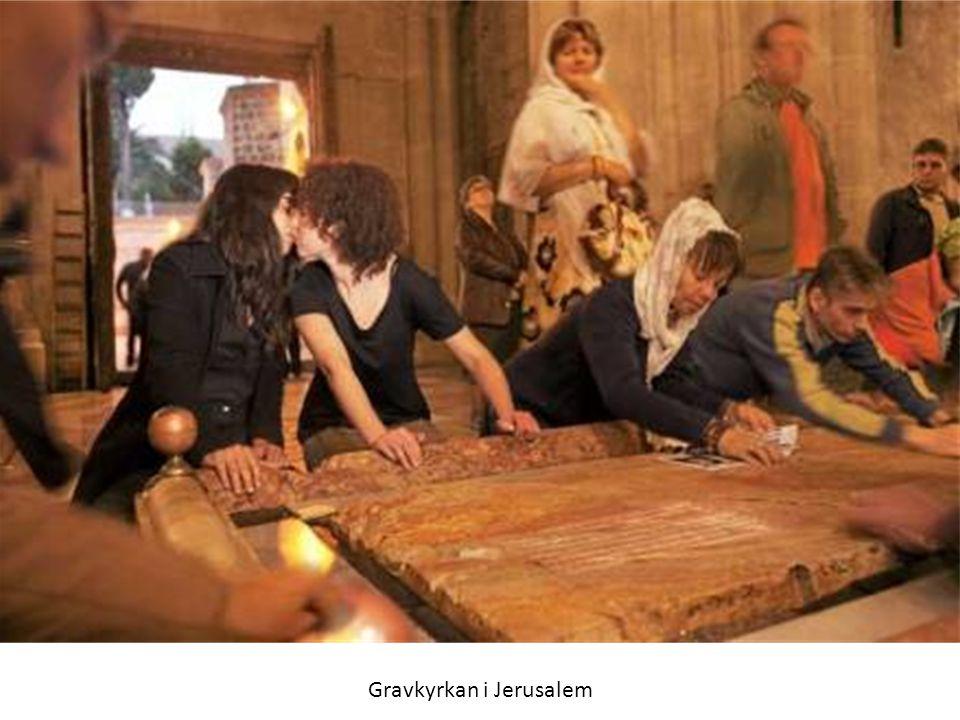 Gravkyrkan i Jerusalem