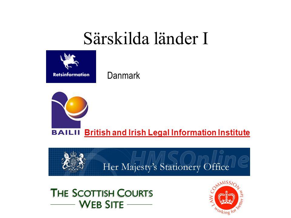 Särskilda länder II Estlands HD på engelska The National Center for State Courts (USA)