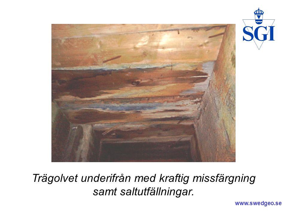 www.swedgeo.se Initiering, förstudie och huvudstudie 1963-1990: Galvanisering och eloxering.