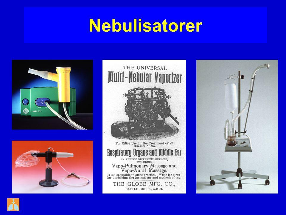 Nebulisatorer