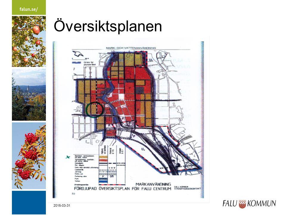 2015-03-31 Översiktsplanen