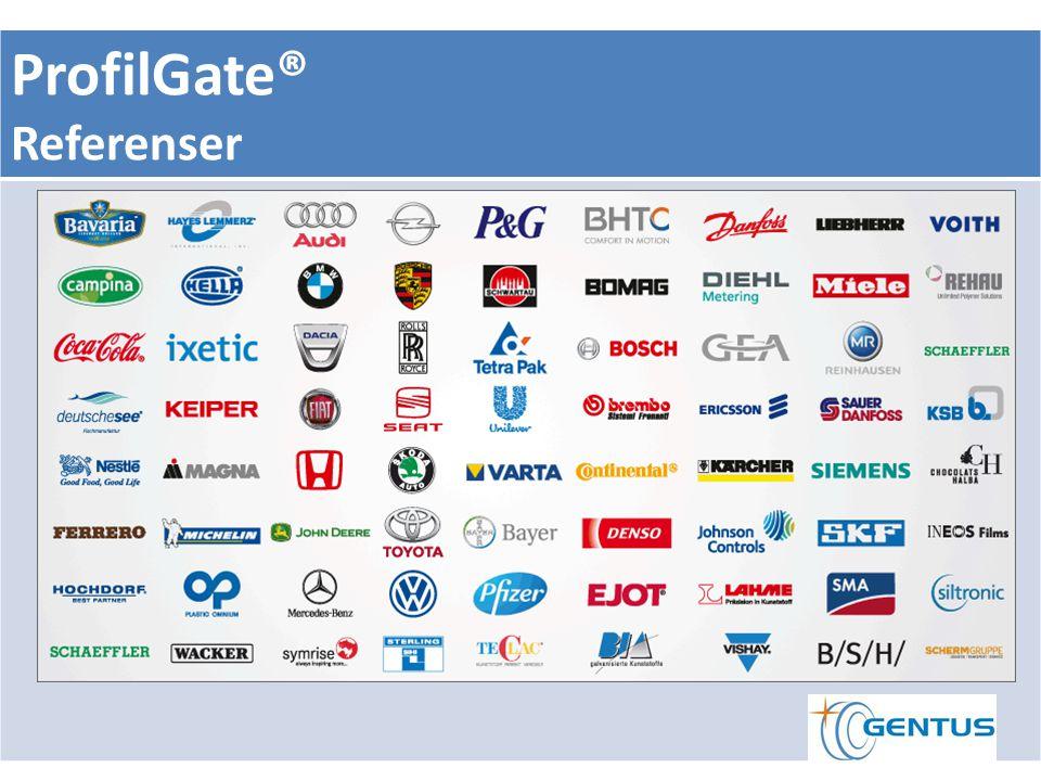ProfilGate® Referenser