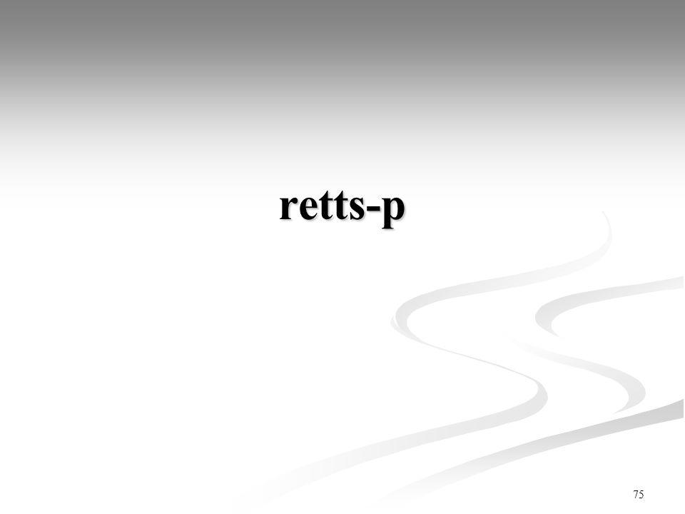 75 retts-p
