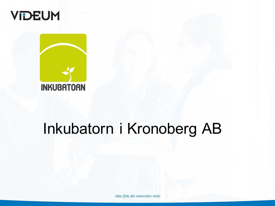 Inkubatorn i Kronoberg AB