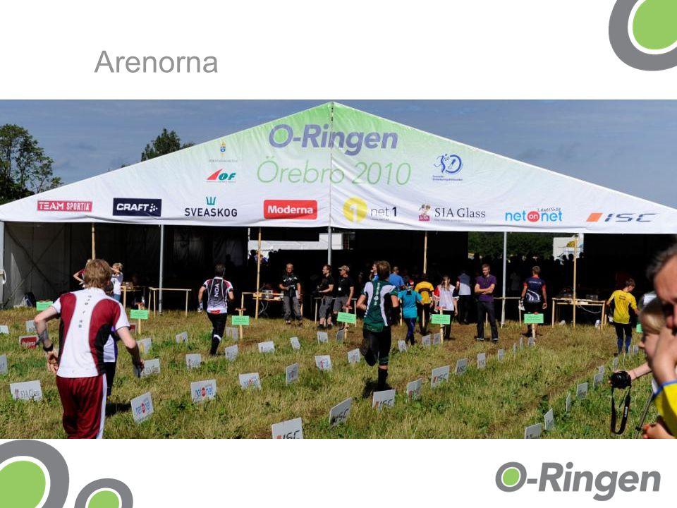 Arenorna