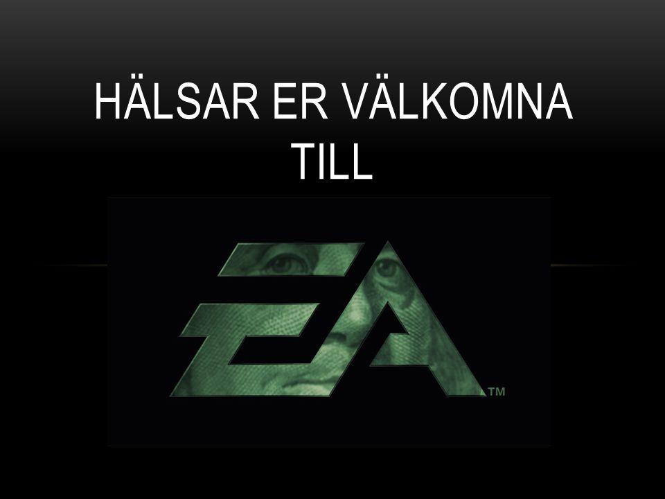 HÄLSAR ER VÄLKOMNA TILL