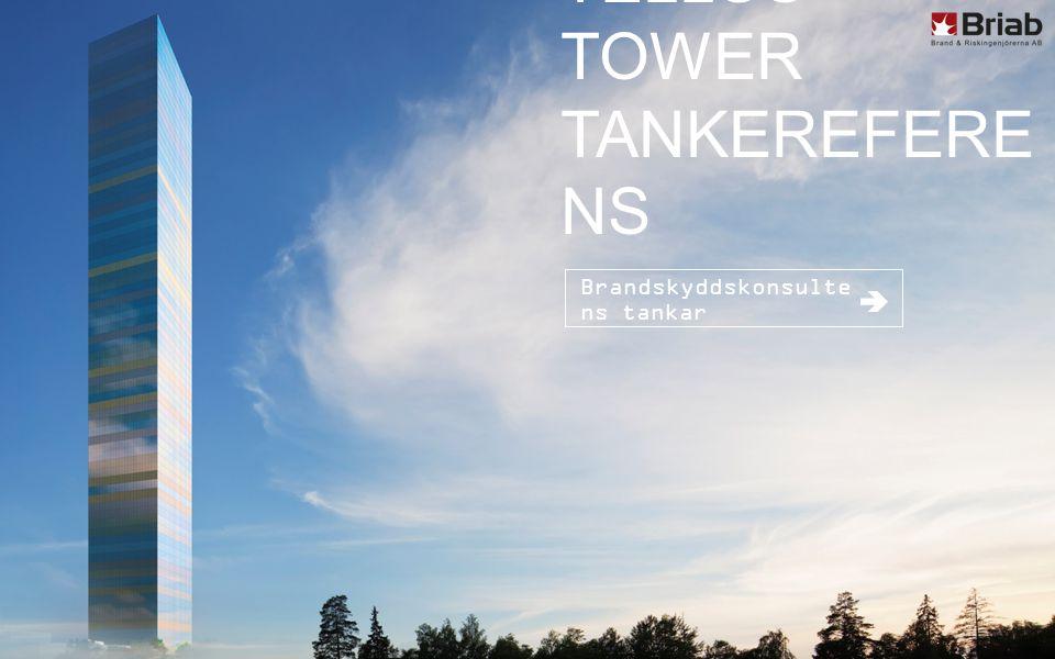 TELLUS TOWER TANKEREFERE NS Brandskyddskonsulte ns tankar