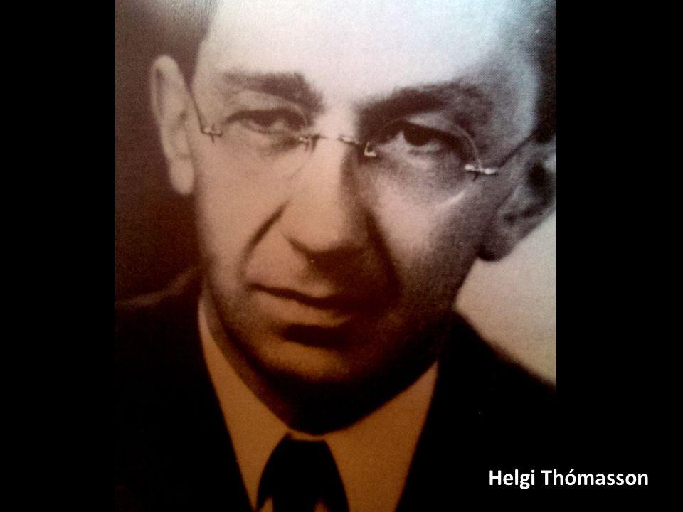 Helgi Thómasson