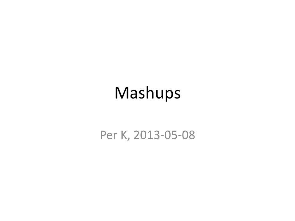 Mashups Per K, 2013-05-08