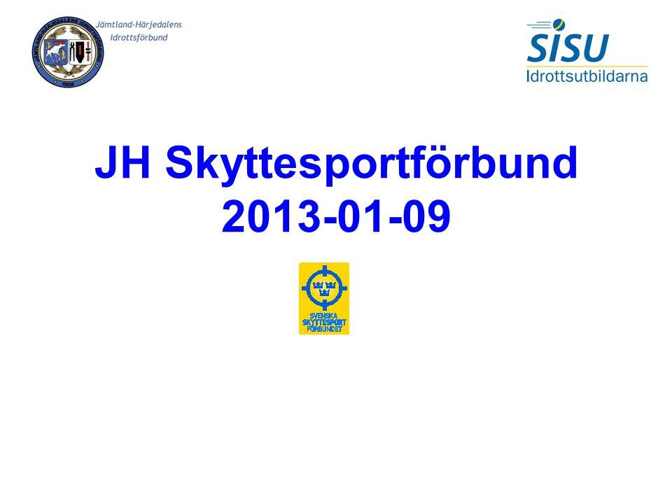 JH Skyttesportförbund 2013-01-09