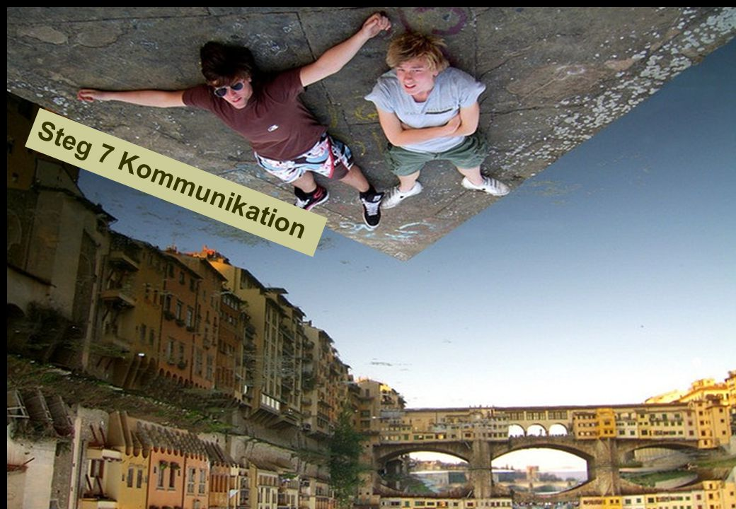 Steg 7 Kommunikation