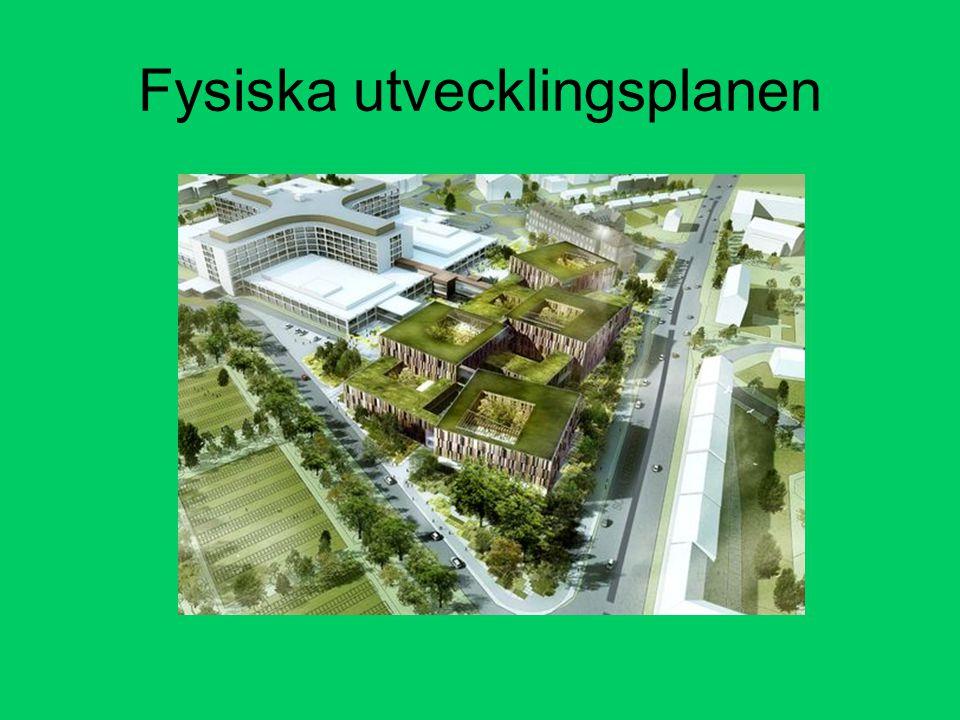 Fysiska utvecklingsplanen