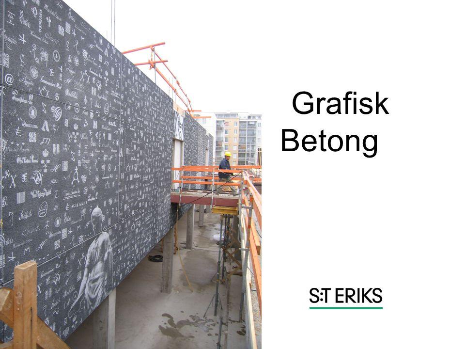 Grafisk Betong